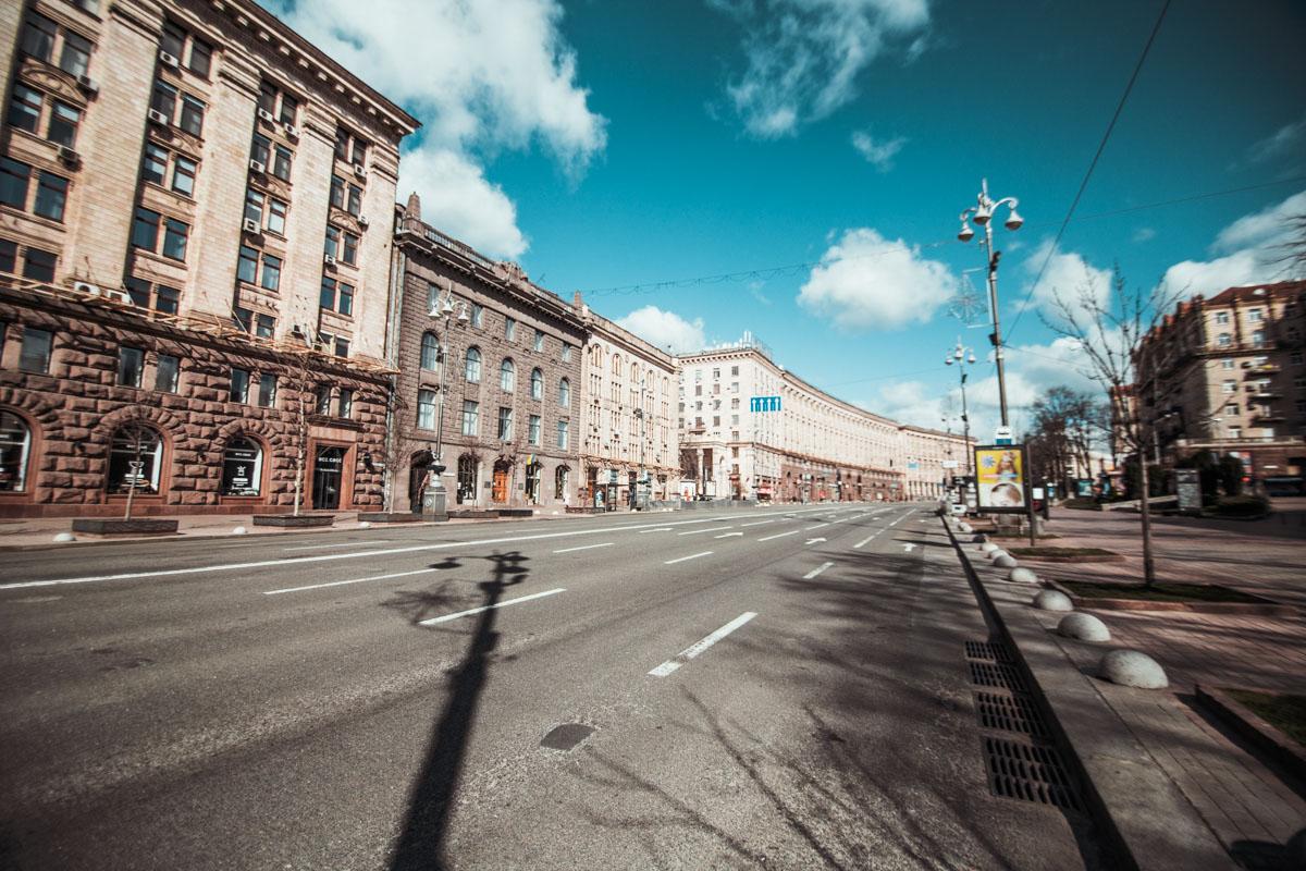 Киев получил передышку от бесконечной суеты