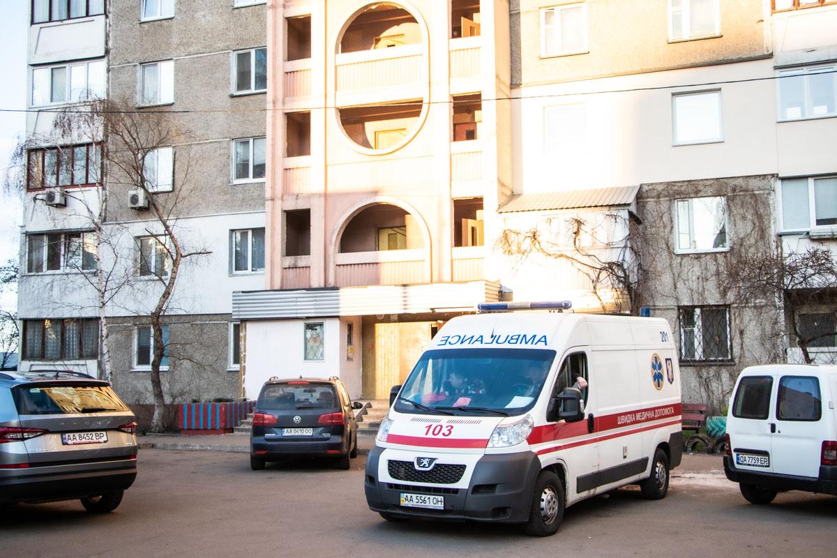 15 марта в Киеве на Троещине произошло убийство