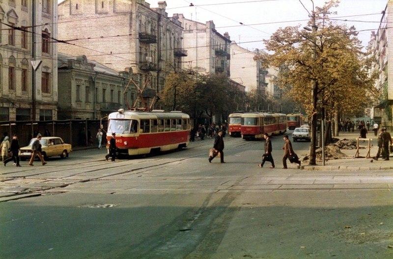 Улица Сксаганского