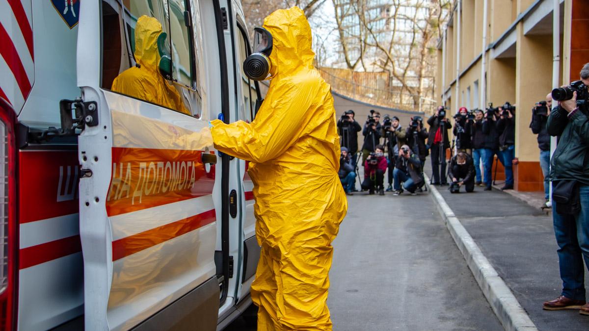 В Украине объявили карантин из-за угрозы распространения коронавируса