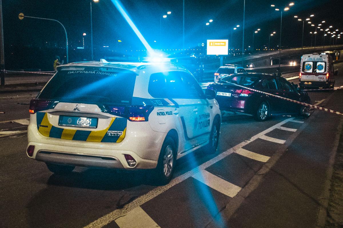 Известно, что оба автомобиля двигались по направлению в сторону Столичного шоссе