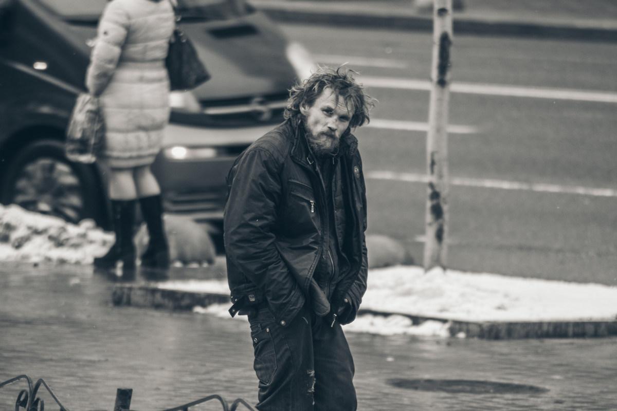 Если мы будем проявлять свое неравнодушие к проблеме бездомных, мы сможем ее решить
