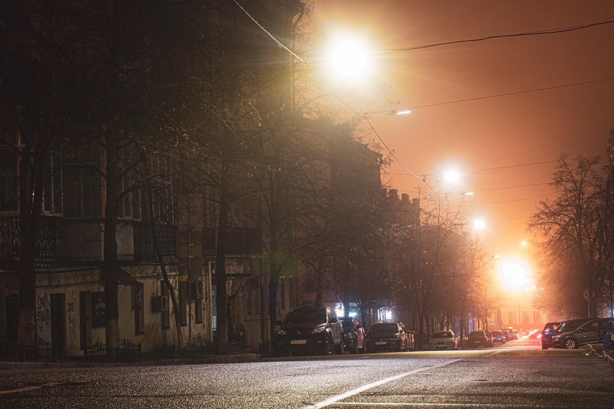 Николая Лысенко - улица в Шевченковском районе Киева