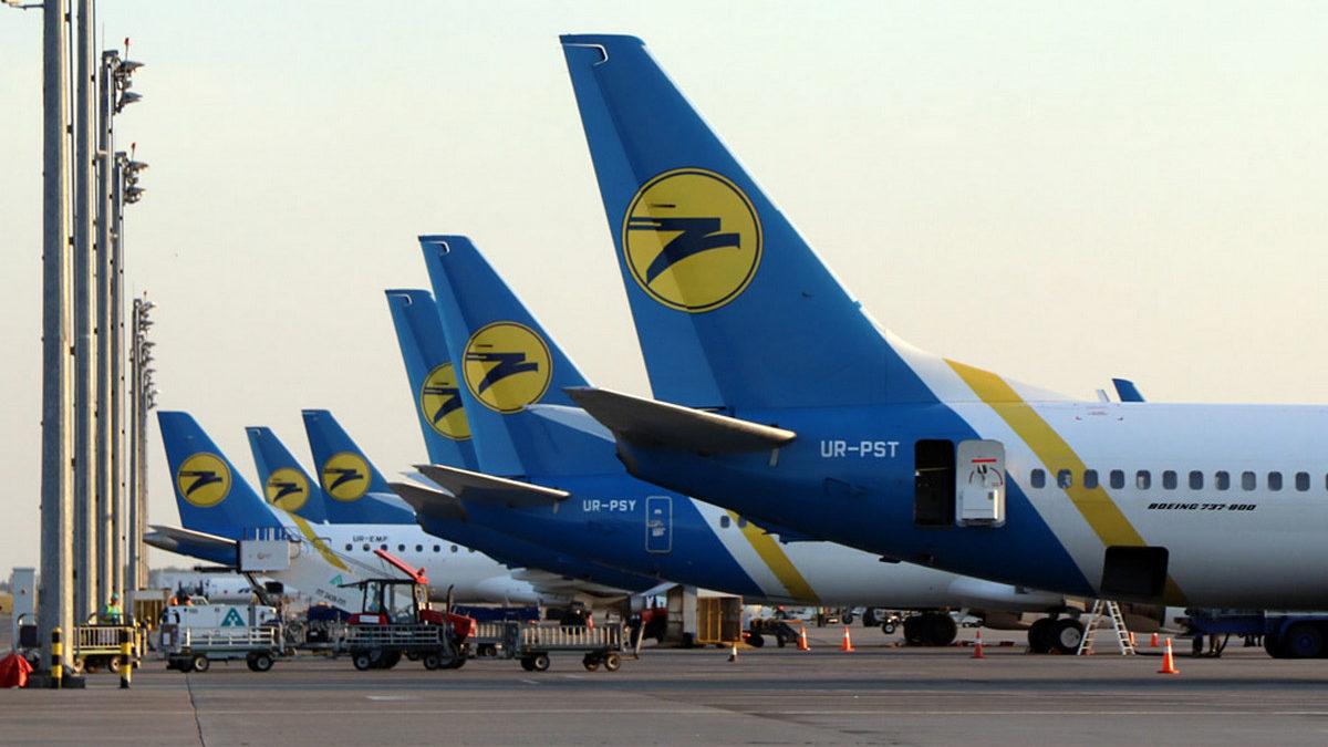 В Украине массово сдают билеты на авиарейсы