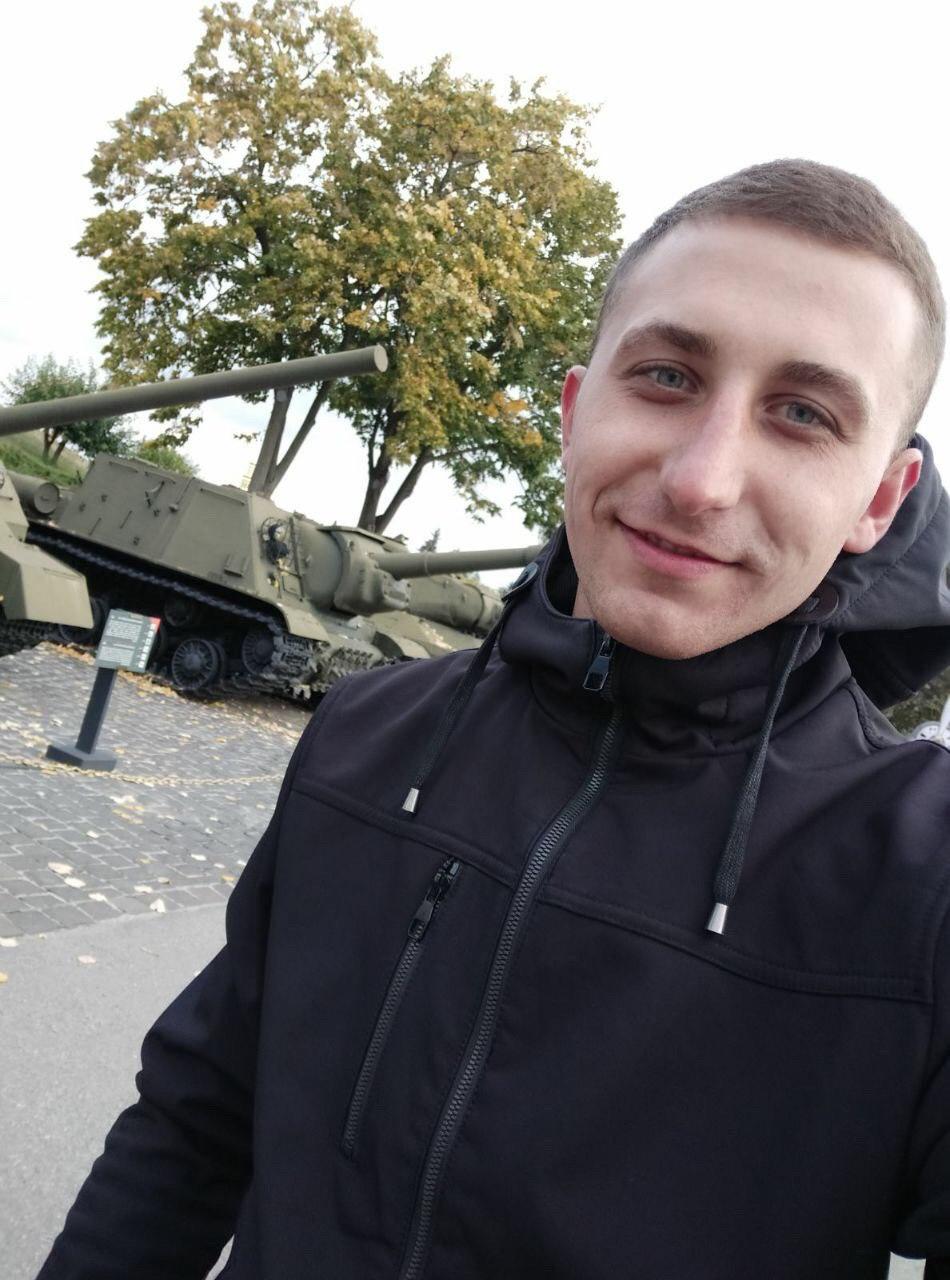 Алексей Кондратенко пропал 29 февраля
