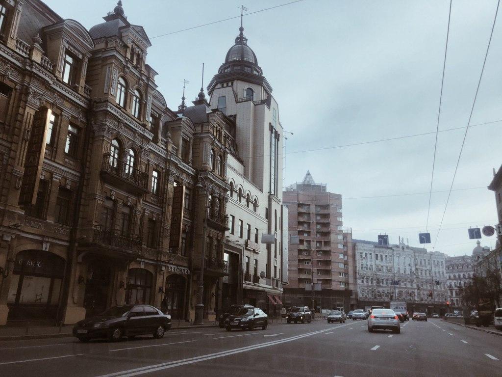 """Центр, Большая Васильковская, БЦ """"Арена Сити"""""""