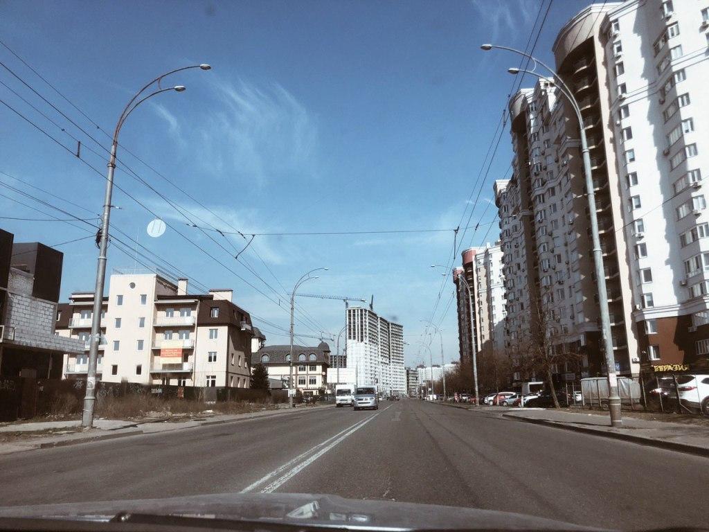 Академика Вильямса, Голосеевский район