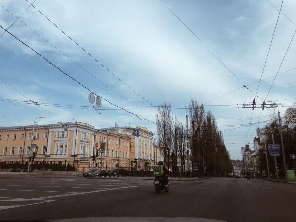 бульвар Шевченко, пересечение с Владимирской