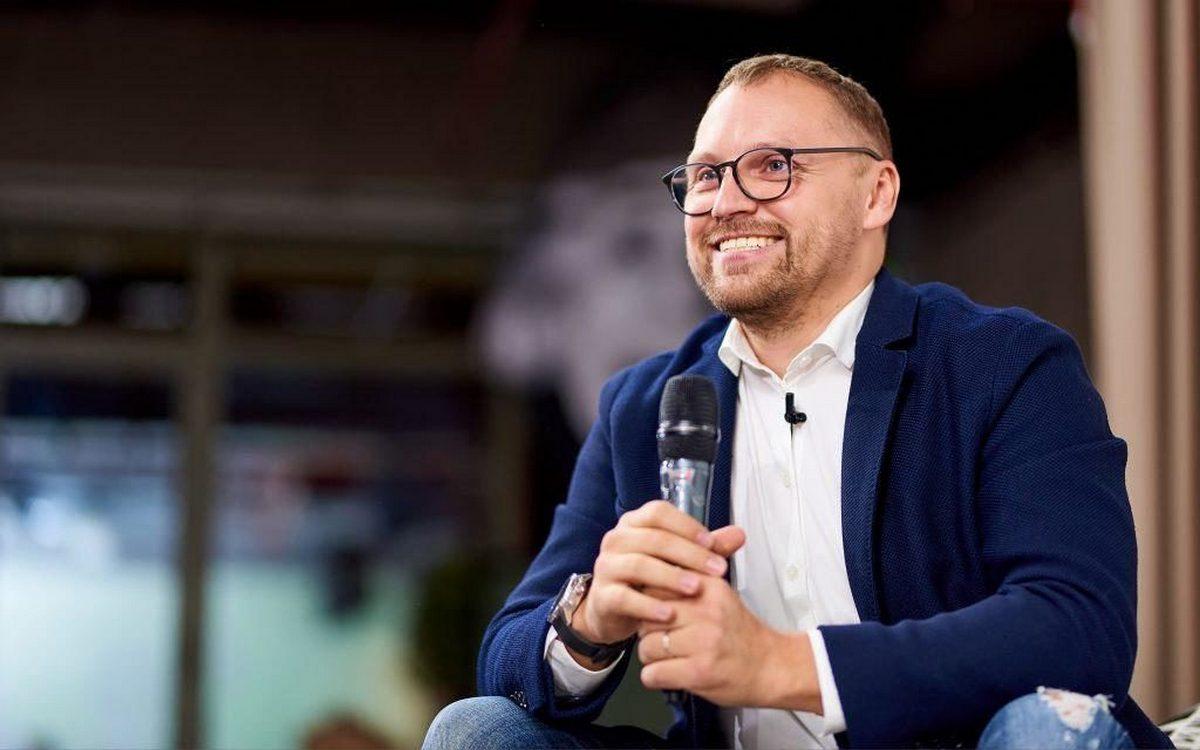 Андрей Федорив – основатель брендингового агентства Fedoriv