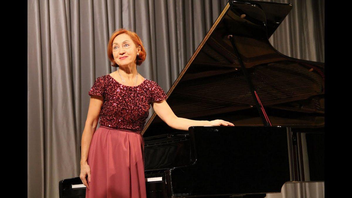 Инесса Порошина исполнит произведения лучших композиторов