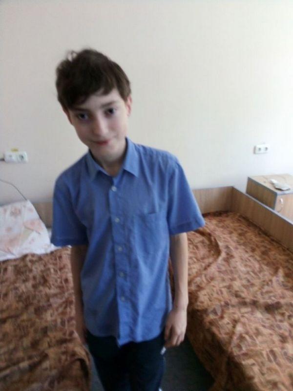 В Киеве ищут пропавшего 13-летнего мальчика