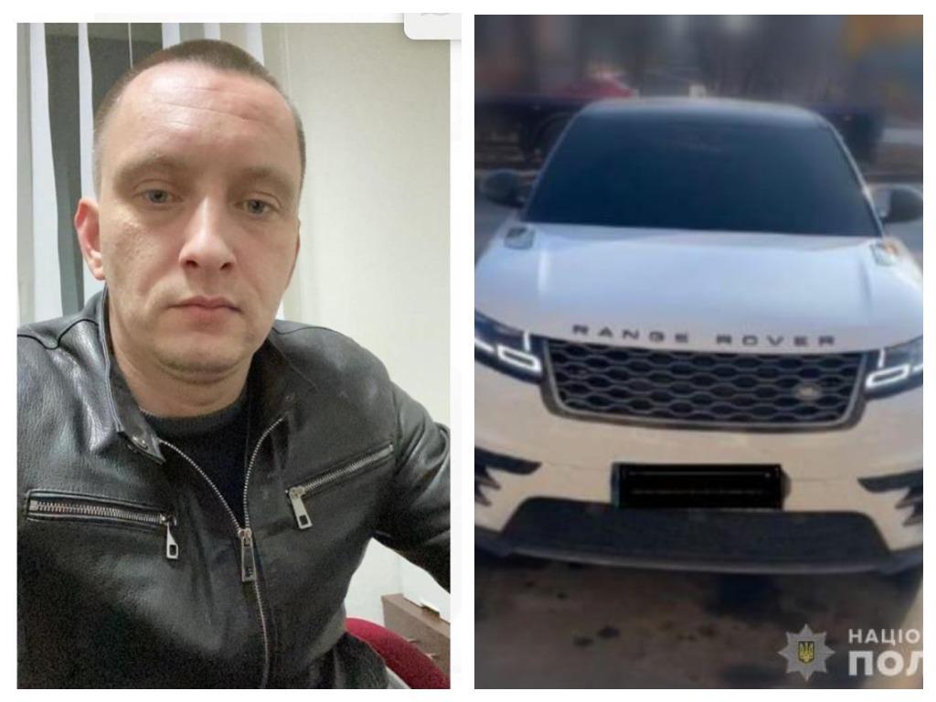 Местонахождение Вадима Трищева неизвестно. Его Range Rover нашли сгоревшим дотла