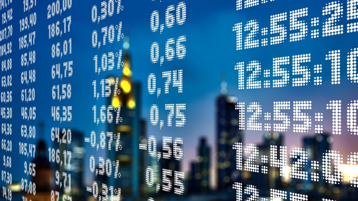Фондовые биржи закрылись крупнейшим падением за 33 года