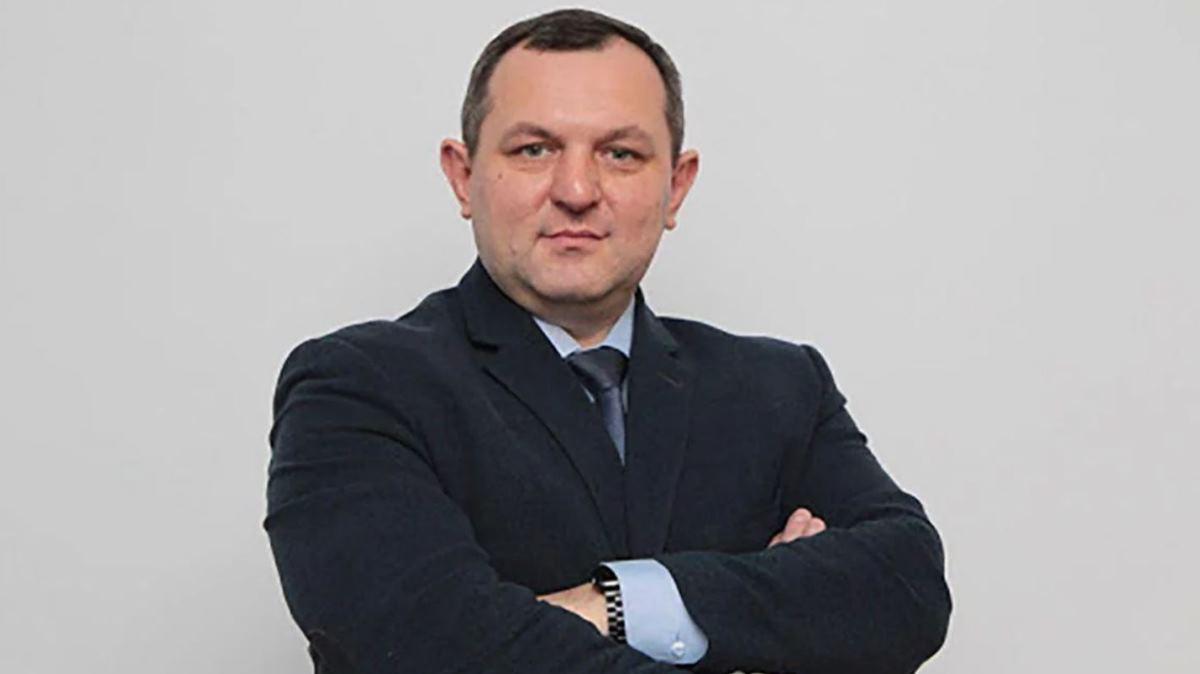 Временный глава столичный ОГА Василий Володин