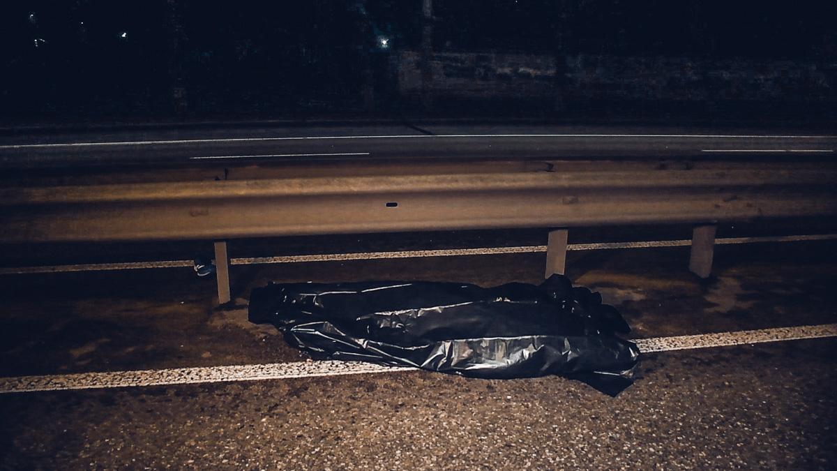 От полученных травм мужчина скончался на месте