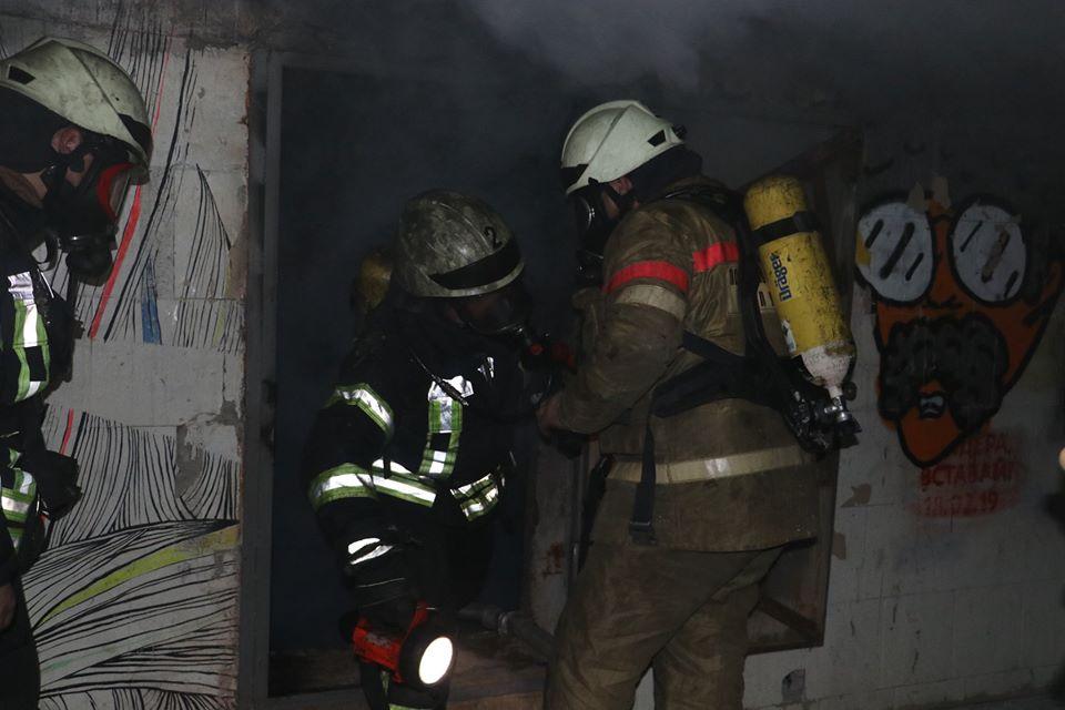 В 5:14 спасателям был издан первый допуск от ДТЭК